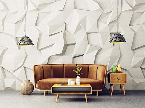 Niebanalne Rozwiązania Dekoracyjne Panele 3d Home Invest